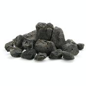 Kamienie Black Lava Stone [1kg] - czarna lawa 11-20cm