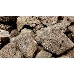 Kamienie Black Lava Stone [1kg] - czarna lawa 5-10cm