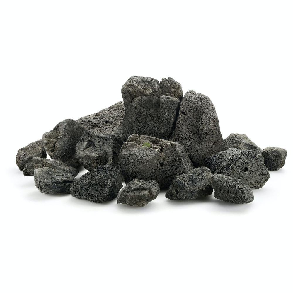 Kamienie Black Lava Stone [3kg] - czarna lawa 11-20cm