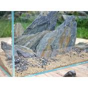 Kamienie Blue Fin stone [1kg] - SS, S, M, L, XL