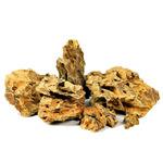 Kamienie Dragon Stone ZIELONE z otworami [1kg] - SKK S-046