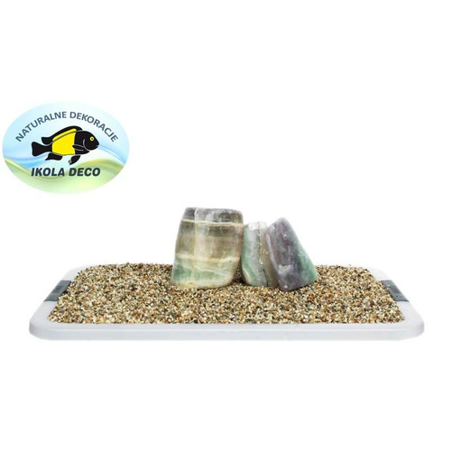 Kamienie Ikola Skała Jade-Colored [1kg]