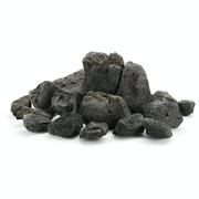 Kamienie Lava Stone [1kg] - czarna lawa wulkaniczna