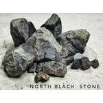 Kamienie North Black stone [1kg] - SS, S, M