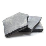 Kamienie Slice Stone [1kg] - czarne płytki
