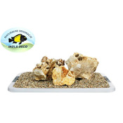 Kamienie Yellow Spongy [1kg]