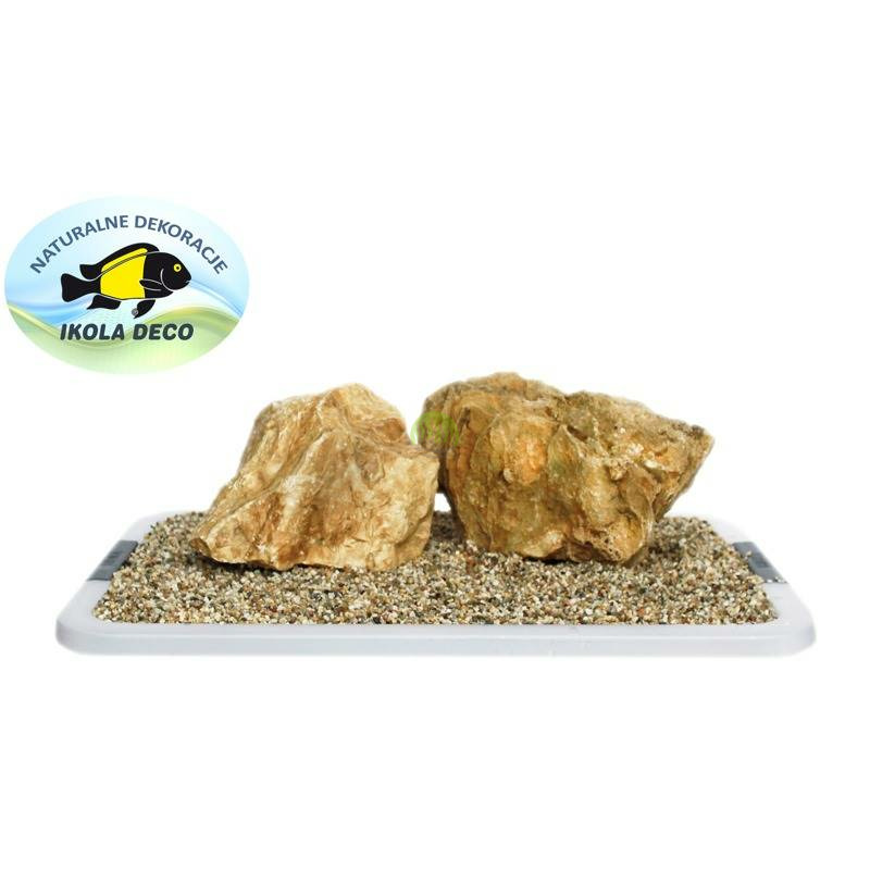 Kamienie Yellow Wood Lines [10kg] BOX