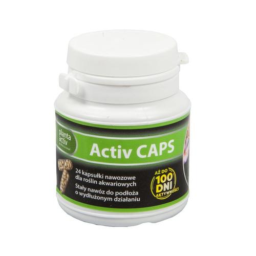 Kapsułki Planta active Activ Caps [24 szt] - nawóz pod korzenie