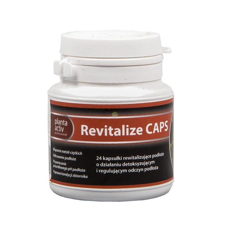 Kapsułki Planta active Revitalize Caps [24szt] - regeneracja podłoża