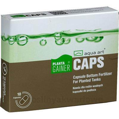 Kapsułki Planta Gainer CAPS - pod korzenie