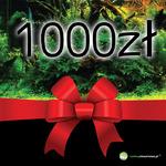 Karta podarunkowa - 1000zł