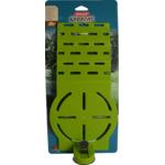 Kładka Karapas Zolux Aquaya - kolor zielony