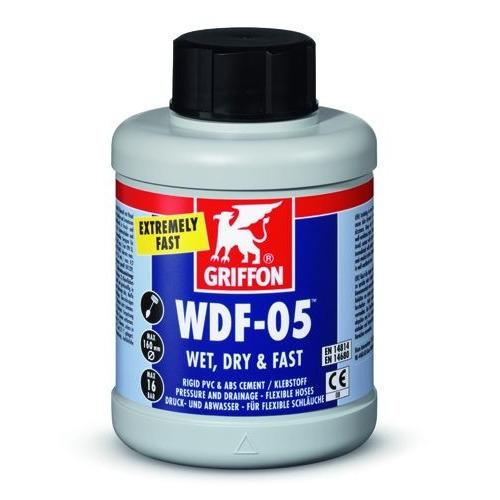 Klej PCV Griffon WDF-05 [500ml] z pędzlem