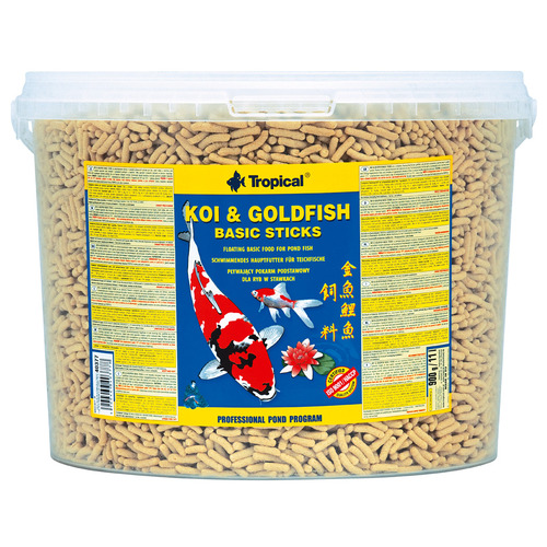 Koi & Goldfish Basic Sticks [11l/900g]