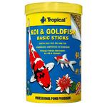 Koi & Goldfish Basic Sticks [1l/90g]- worek