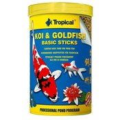 Koi & Goldfish Basic Sticks [1l/90g]- worek