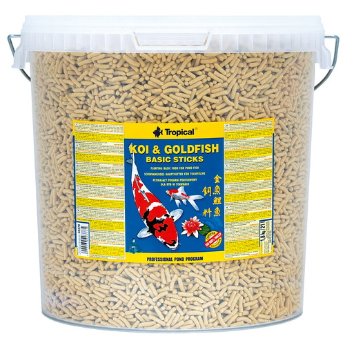 Koi & Goldfish Basic Sticks [21l/1500g]