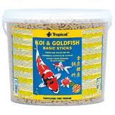 Koi & Goldfish Basic Sticks [5l/450g]
