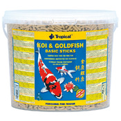 Koi & Goldfish Basic Sticks [5l/450g]