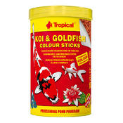 Koi & Goldfish Colour Sticks [1l/90g] (40354) - worek