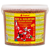 Koi & Goldfish Colour Sticks [5l/450g] (40356)