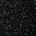 Kolorowy żwir Aquasand Ashewa [750ml] - czarny (dla kirysków)