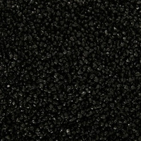 Kolorowy żwir Aquasand Color [12kg] - czerń hebanowa