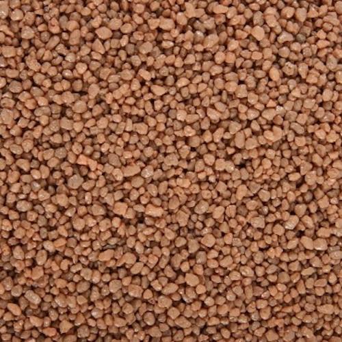 Kolorowy żwir Aquasand Color [5kg] - brąz czekoladowy