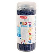 Kolorowy żwir Aquasand Kidz Gravel [500ml] - niebieski