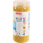 Kolorowy żwir Aquasand Kidz Gravel [500ml] - żółty