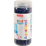 Kolorowy żwir Aquasand Kidz Nugget [500ml] - niebieski