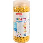 Kolorowy żwir Aquasand Kidz Nugget [500ml] - żółty