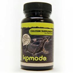 Komodo Calcium Supplements for Carnivores [135g] - witaminy dla mięsożerców