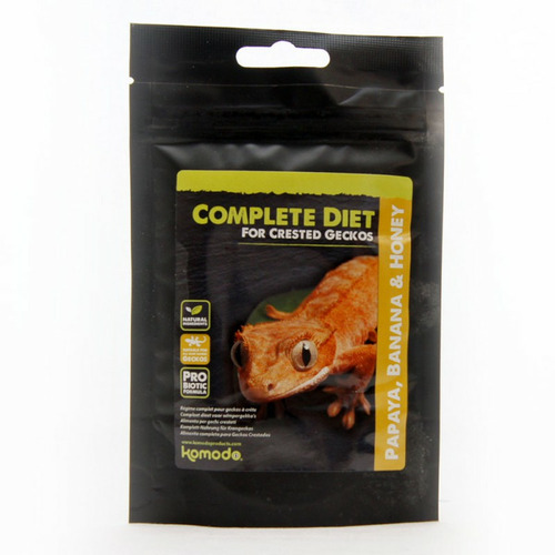 Komodo Crested Gecko Complete Diet - Papaya & Banan & Honey [60g]