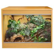 Komodo Ecology Home - terrarium drewniane 57x49x43cm