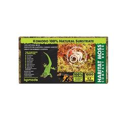 Komodo Habitat Moss [100g] - mech torfowiec