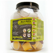 Komodo Jelly Pot Fruit Mix Jar - miks owocowy w żelu [60szt]