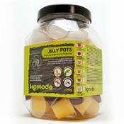 Komodo Jelly Pot Mixed Flavours Jar - miks pokarmów w żelu [60szt]