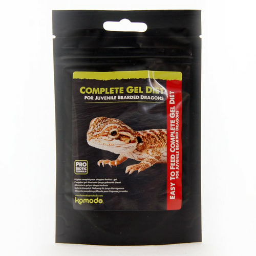 Komodo Juvenile Dragon Gel Diet [75g]