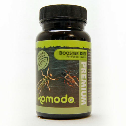 Komodo Premium Booster for Feeder Insects [75g]