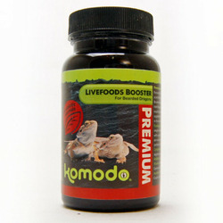 Komodo Premium Lifefood Booster for Bearded Dragons [75g]