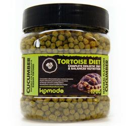 Komodo Tortoise Diet Cucumber [170g] - pokarm dla żółwi