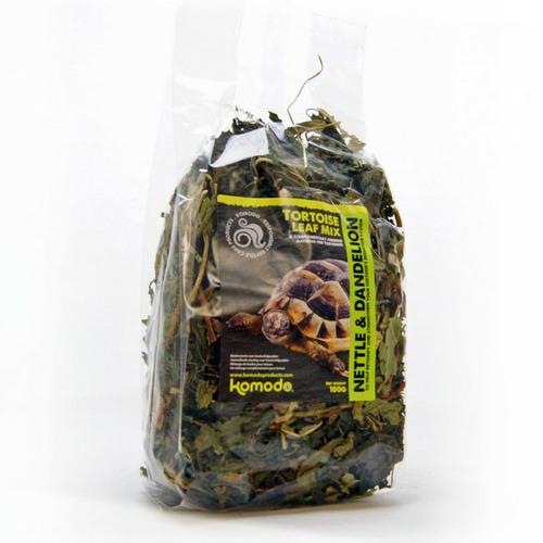 Komodo Tortoise Leaf Mix [100g] - zioła lecznicze dla żółwi