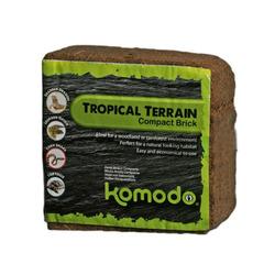 Komodo Tropical Terrain Brick M - podłoże z włókien kokosa [4l]