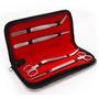 Komplet 4 narzędzi do pielęgnacji akwarium [20cm] - w etui