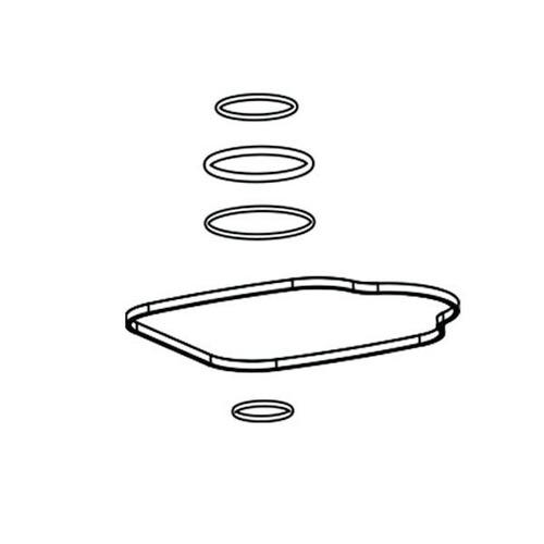 Komplet uszczelek do filtra Aquael UNIMAX 150/250
