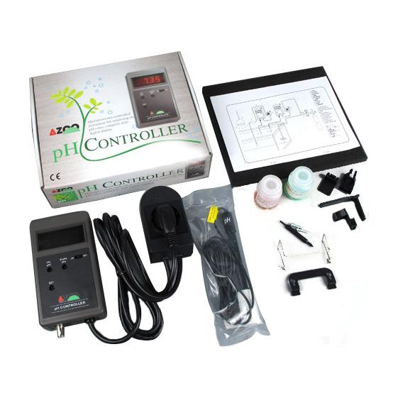Komputer pH AZOO (z elektrodą)