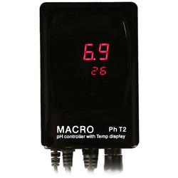 Komputer pH MACRO AQUA pH Controller z czujnikiem temperatury v2