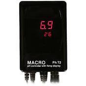 Komputer pH MACRO AQUA pH T2 Controller z czujnikiem temperatury v2