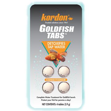 Kordon Goldfish Tabs [4szt]